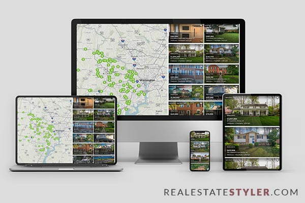 Custom Website - Websites for Realtors and Real Estate Professionals